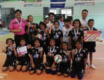 โรงเรียนบ้านสร้างแต้นาประเสริฐ ได้รางวัลรองชนะเลิศ อันดับ 1 การแข่งขันวิทยุการบินฯมินิวอลเลย์บอล ชิงถ้วยพระราชทานสมเด็จพระเทพฯ รอบชิงชนะเลิศจังหวัดยโสธร ประจำปี  2561