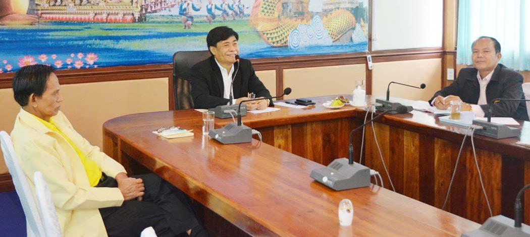 """สพป.ยโสธร เขต 2 ร่วมรับชมการประชุมทางไกล (Video Conference) รายการ """"พุธเช้า ข่าว สพฐ."""" ครั้งที่ 32/2562"""
